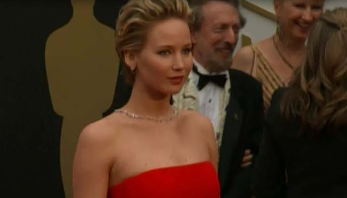 Jennifer Lawrence highest paid Oscar nominee